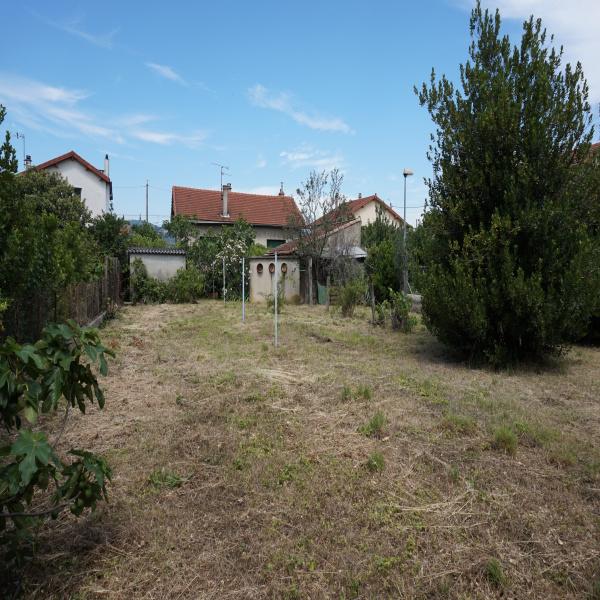 Offres de vente Terrain Portes-lès-Valence 26800