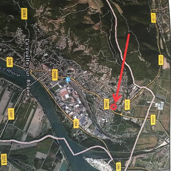 Offres de vente Terrain La Voulte-sur-Rhône 07800