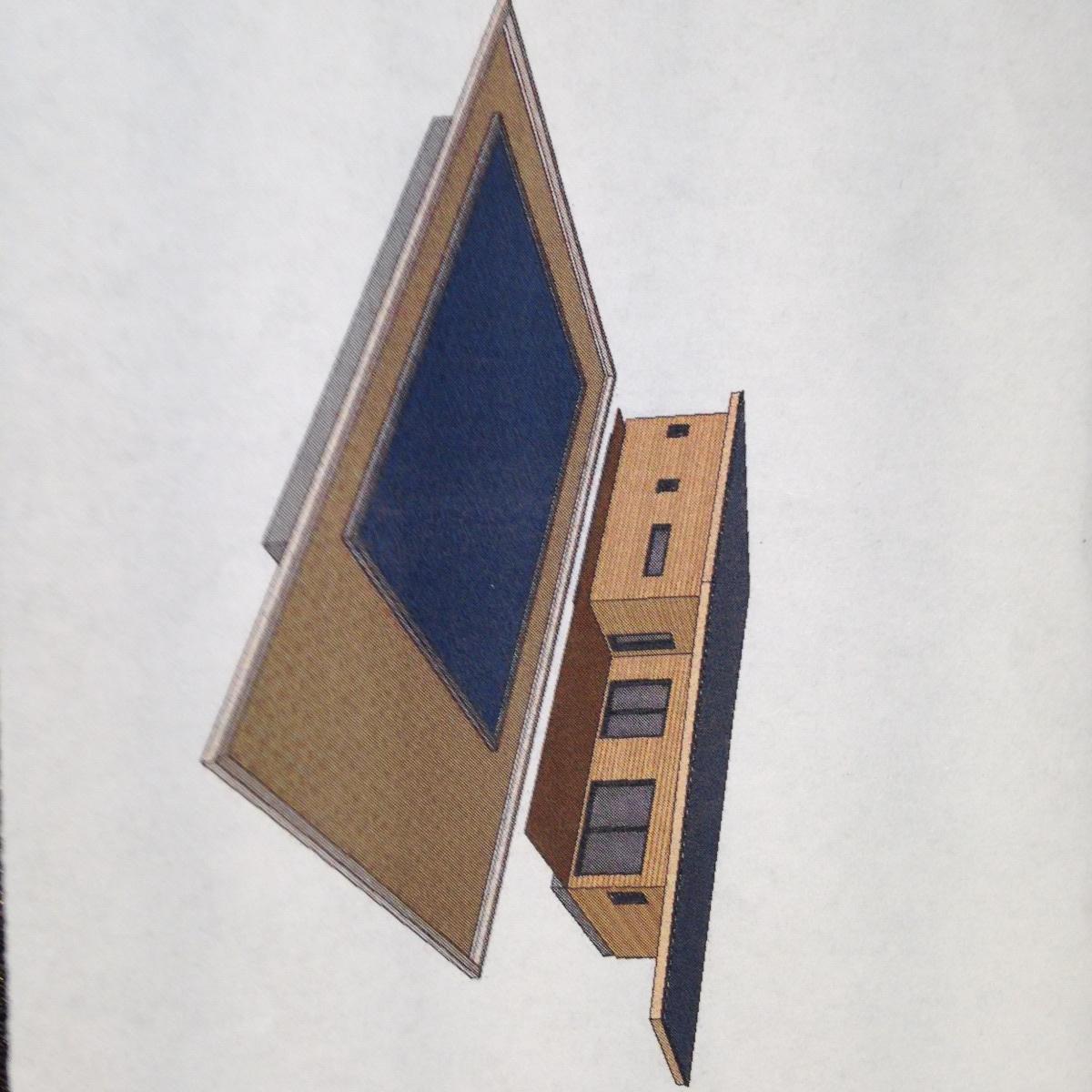 Vente projet de construction bois terrain for Projet de construction terrain maison